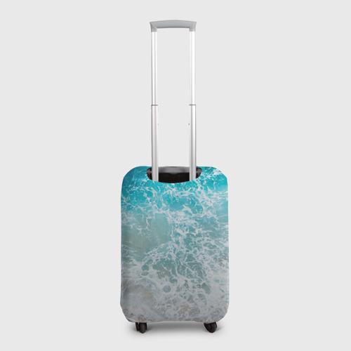 Чехол для чемодана 3D  Фото 02, Берег