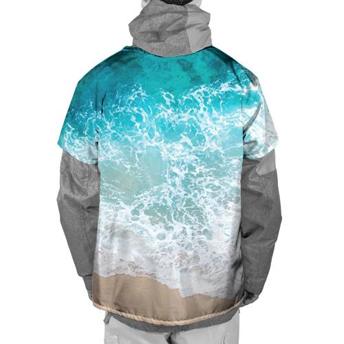 Накидка на куртку 3D Берег Фото 01