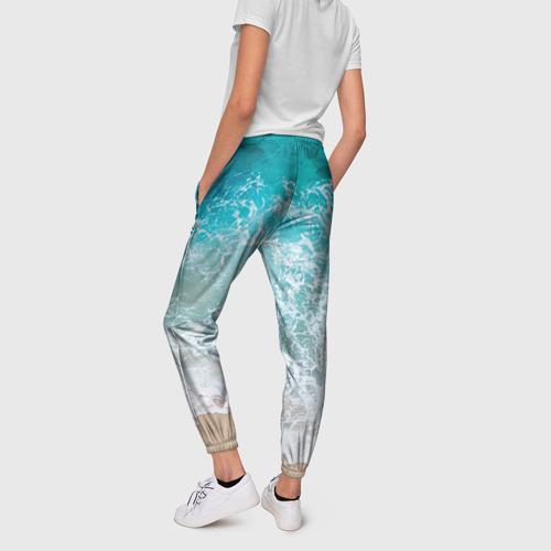 Женские брюки 3D Берег Фото 01