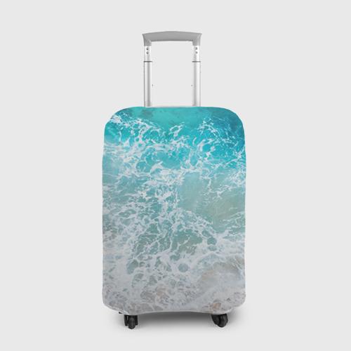 Чехол для чемодана 3D  Фото 01, Берег
