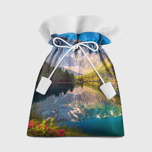 Подарочный 3D мешок Природа