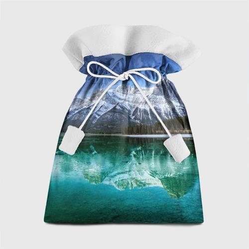 Подарочный 3D мешок Отражение