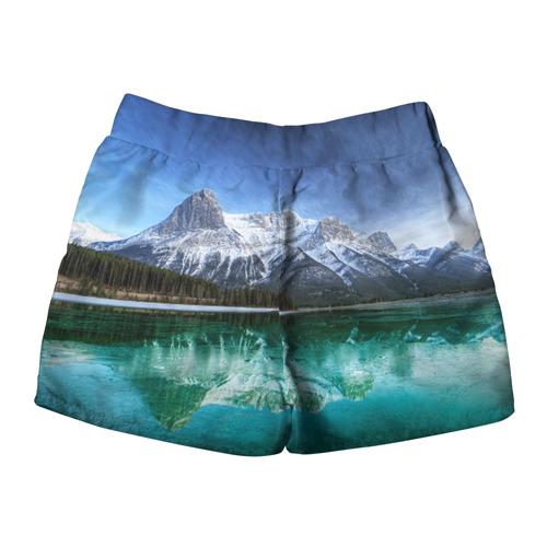 Женские шорты 3D  Фото 02, Отражение