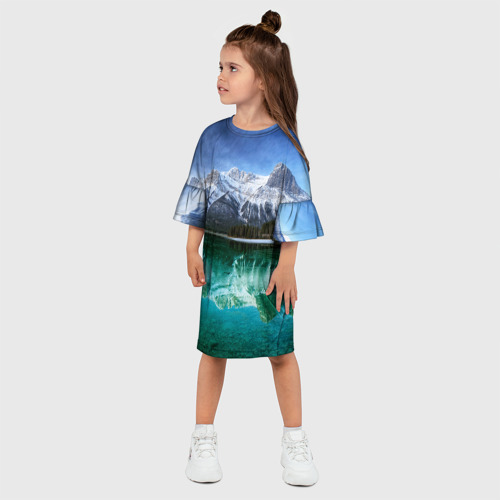 Детское платье 3D  Фото 03, Отражение