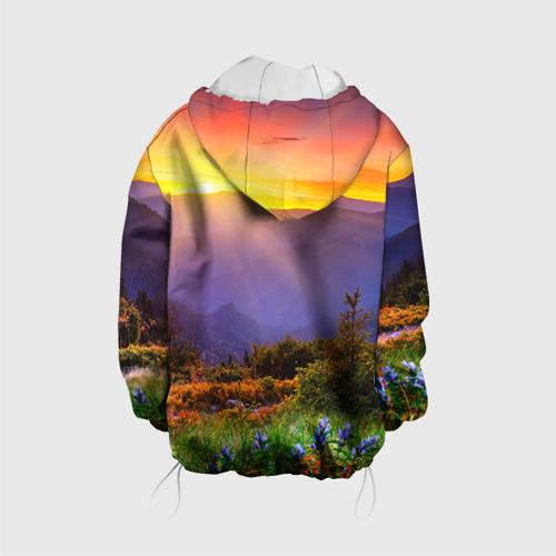 Детская куртка 3D  Фото 02, Природа