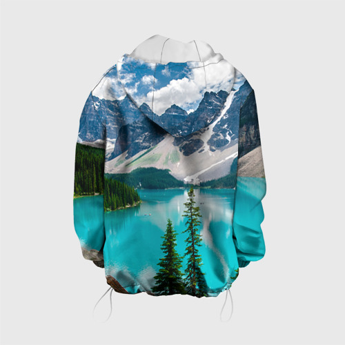 Детская куртка 3D  Фото 02, Озеро