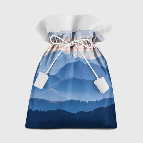 Подарочный 3D мешок Горы