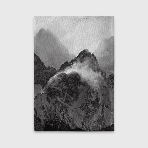 Обложка для автодокументов  Фото 02, Горы