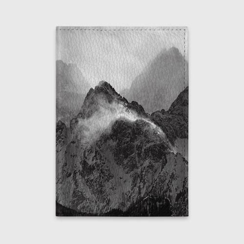Обложка для автодокументов  Фото 01, Горы