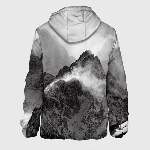 Мужская куртка 3D  Фото 02, Горы