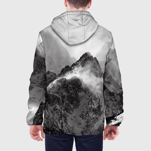 Мужская куртка 3D  Фото 05, Горы