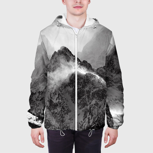 Мужская куртка 3D  Фото 04, Горы