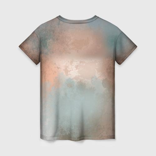 Женская футболка 3D Пума Фото 01