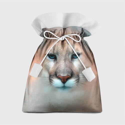 Подарочный 3D мешок Пума