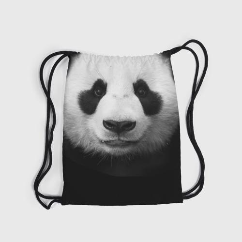 Рюкзак-мешок 3D  Фото 04, Панда
