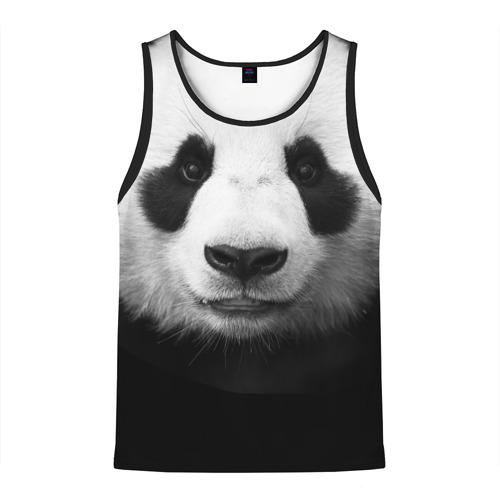 Мужская майка 3D Панда
