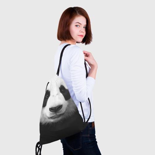 Рюкзак-мешок 3D  Фото 02, Панда