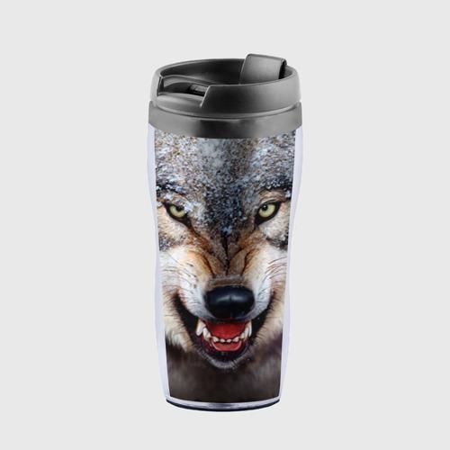 Термокружка-непроливайка Волк