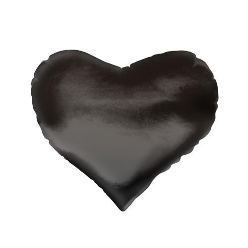 Подушка 3D сердце  Фото 02, Злой волк