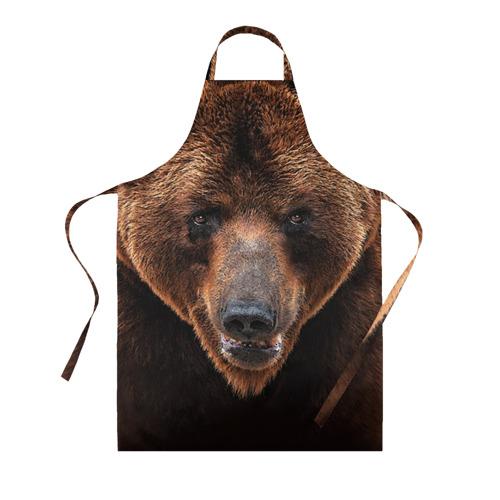 Фартук 3D Медведь