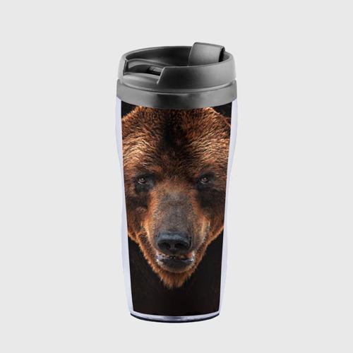Термокружка-непроливайка  Фото 01, Медведь