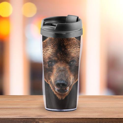 Термокружка-непроливайка  Фото 03, Медведь