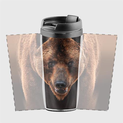 Термокружка-непроливайка  Фото 02, Медведь