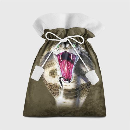Подарочный 3D мешок Кобра