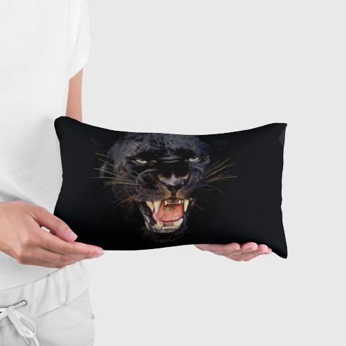 Подушка 3D антистресс Пантера Фото 01