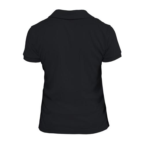 Женская рубашка поло 3D Пантера Фото 01