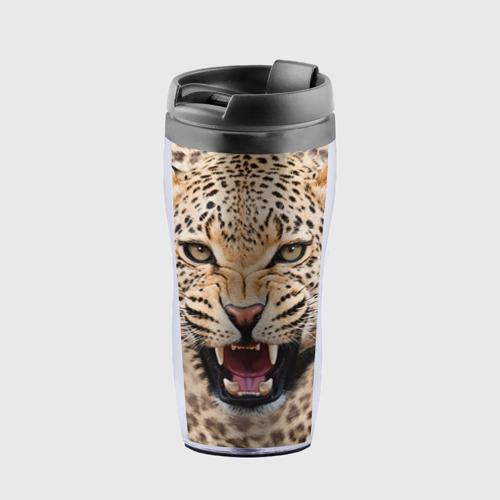 Термокружка-непроливайка Леопард