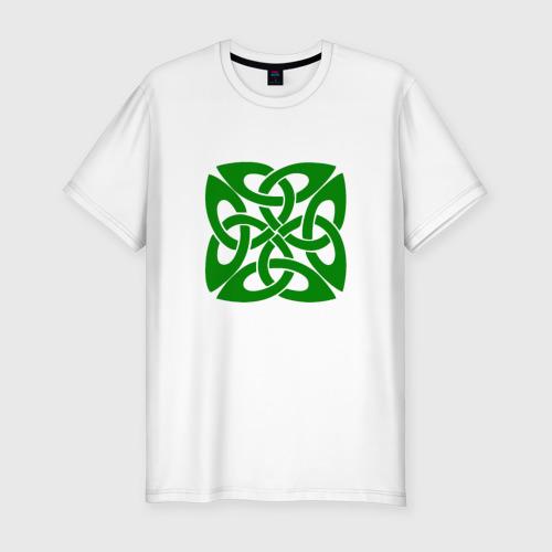 Мужская футболка премиум  Фото 01, Кельтский узел