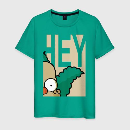 Мужская футболка хлопок HEY XXXL фото