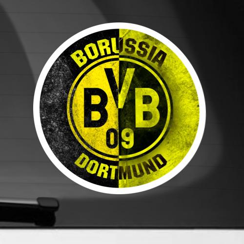 Наклейка на автомобиль Borussia