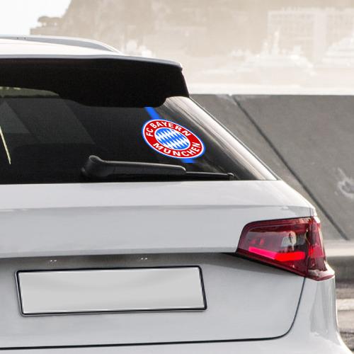 Наклейка на автомобиль Bavaria-Munchen Фото 01