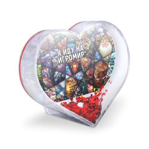 Сувенир Сердце  Фото 03, Игромир
