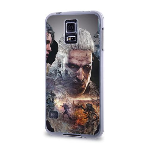 Чехол для Samsung Galaxy S5 силиконовый  Фото 03, Игромир