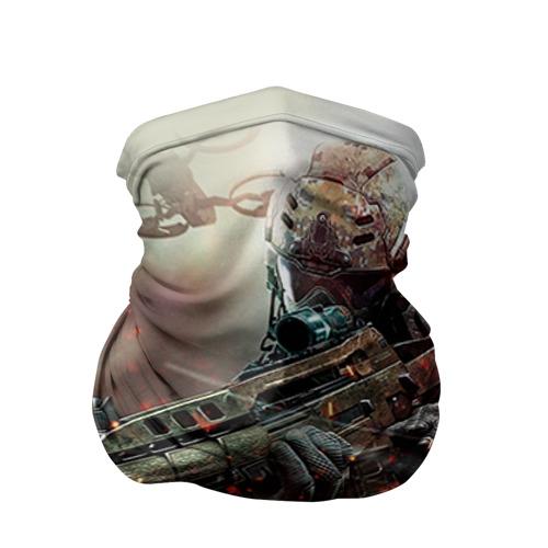 Бандана-труба 3D Ghost Recon