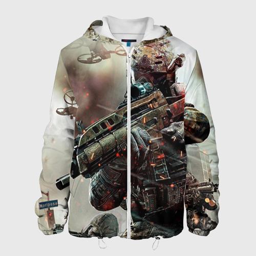 Мужская куртка 3D  Фото 01, Ghost Recon