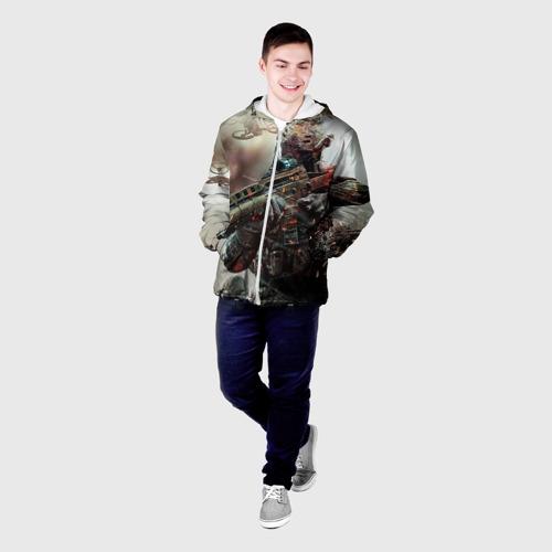 Мужская куртка 3D  Фото 03, Ghost Recon