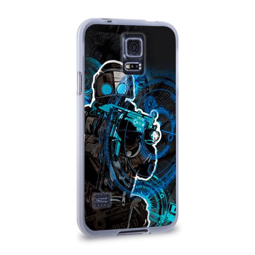Чехол для Samsung Galaxy S5 силиконовый  Фото 02, Counter Strike