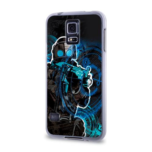 Чехол для Samsung Galaxy S5 силиконовый  Фото 03, Counter Strike
