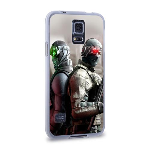Чехол для Samsung Galaxy S5 силиконовый  Фото 02, Splinter Cell: Conviction