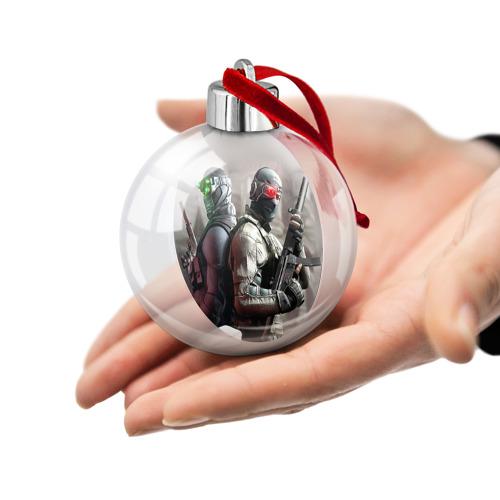 Ёлочный шар  Фото 02, Splinter Cell: Conviction