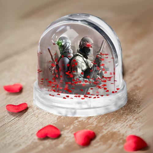 Водяной шар  Фото 03, Splinter Cell: Conviction