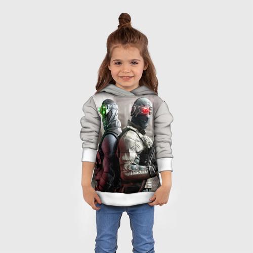 Детская толстовка 3D Splinter Cell: Conviction