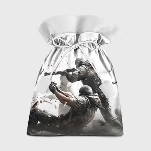 Подарочный 3D мешок Rainbow Six Siege