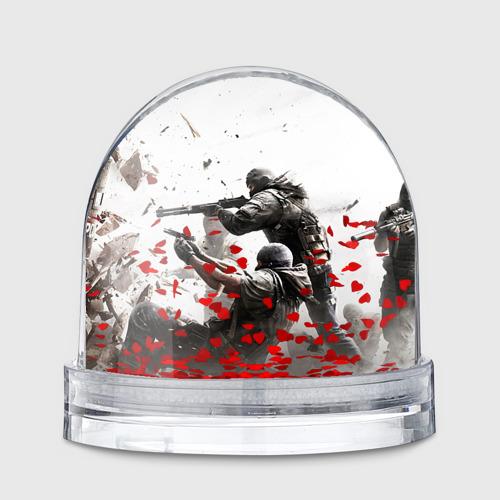 Водяной шар  Фото 01, Rainbow Six Siege