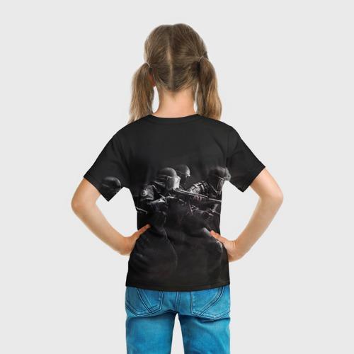 Детская футболка 3D  Фото 04, Rainbow Six Siege