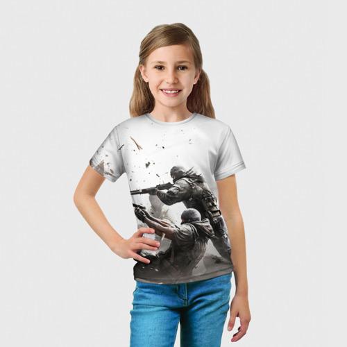 Детская футболка 3D  Фото 03, Rainbow Six Siege